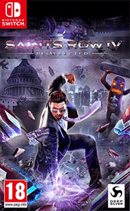 Saints Row 4: Re-Elected