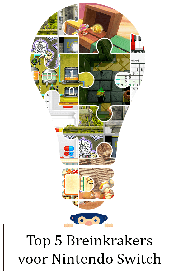 gcd top 5 breinkrakers voor nintendo switch