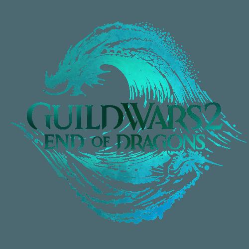 guild wars 2 end of dragons logo