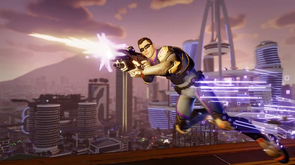 Agents of Mayhem special abilities
