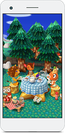 Play Animal Crossing on your mobile