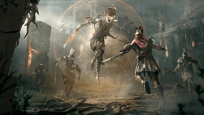 Assassins Creed Odyssey Medusa
