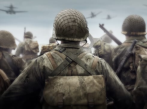 Call of Duty WWII campaign