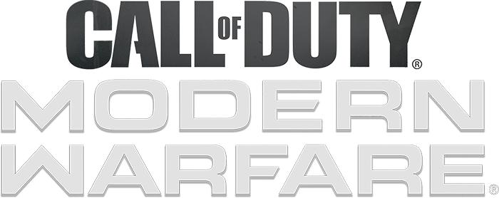 Call of Duty Modern Warfare logo