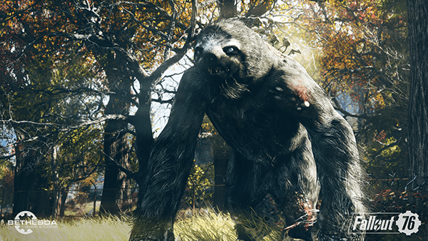 Fallout 76 nuclear mutated beasts