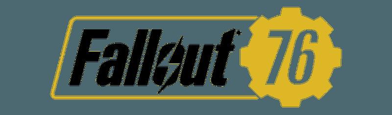 Fallout 76 logo