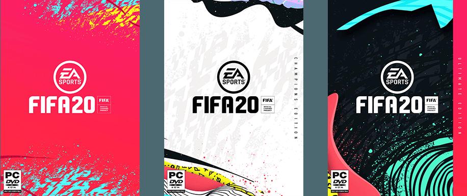 fifa20 3 editions