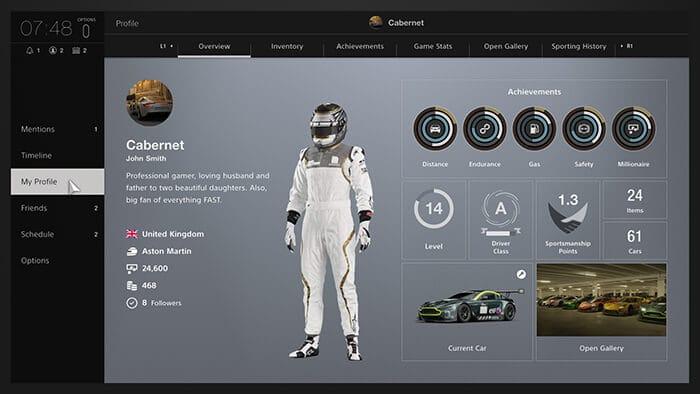 GT Sport Social Racing