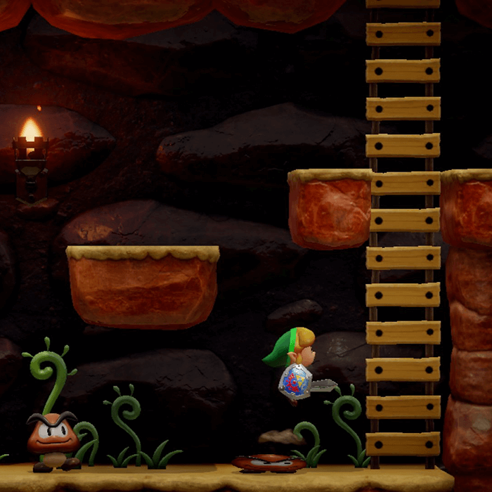 Link's awakening Goomba