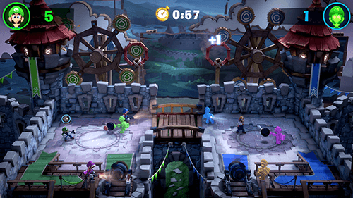 Luigi's Mansion 3 multiplayer