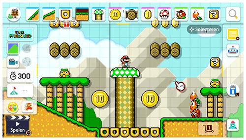 Super Mario Maker 2 new props