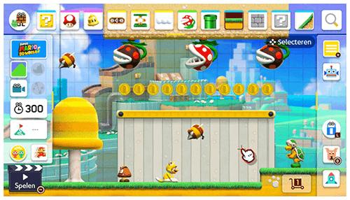 Super Mario Maker 2 new enemies