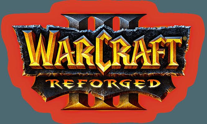 Warcraft 3 reforged logo