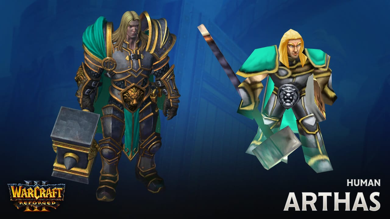3 Things We Re Hyped Up About For Warcraft 3 Reforged