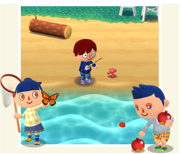 Collect, fish, customize and more in Animal Crossing mobile