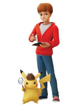 Detective Pikachu en Tim Goodman
