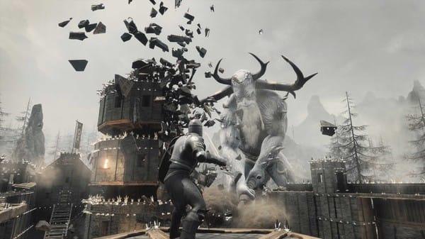 Conan Exiles gevechten