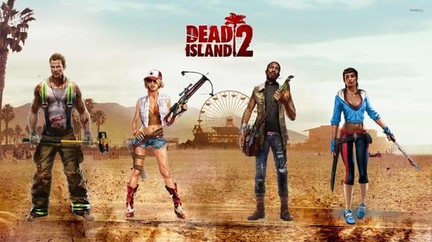Dead Island 2 karakters