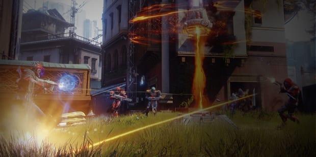 Destiny 2 environment