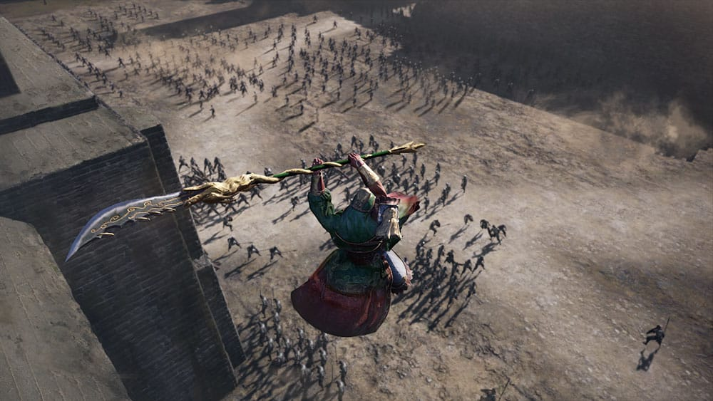 Dynasty Warriors 9 fight