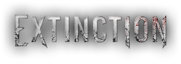Extinction logo