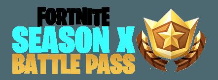 Buy The Fortnite Season X Battle Pass From Gamecardsdirect
