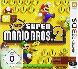 New Super Mario Bros 2 voor 3DS bij Gamecardsdirect.com