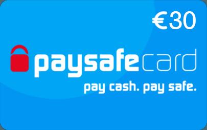 paysafecard classic 30