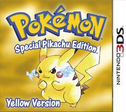 Pokémon Yellow voor 3DS bij Gamecardsdirect.com