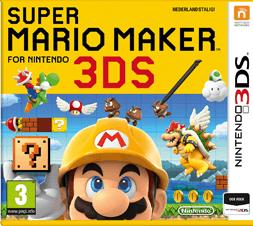 Super Mario Maker voor 3DS bij Gamecardsdirect.com