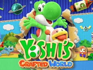 Yoshi's crafted world voor de Nintendo Switch