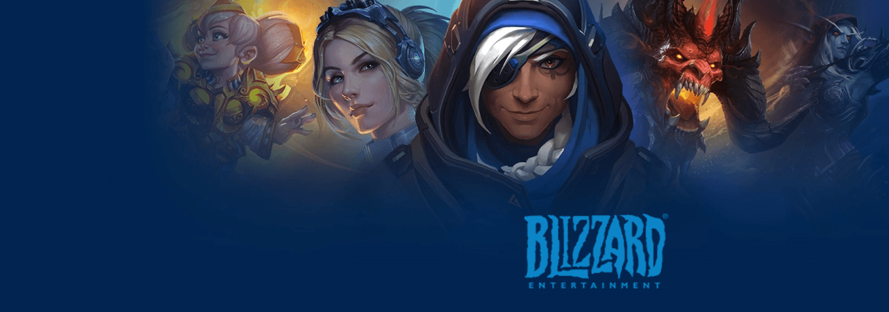 Blizzard Entertainment <br>Gift Cards
