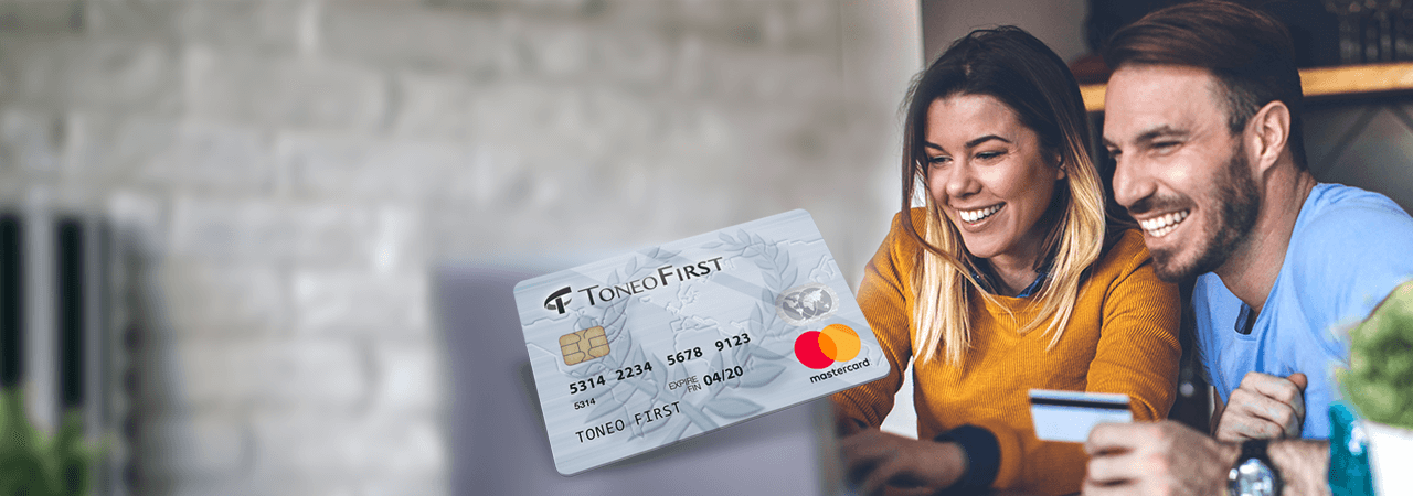 Toneo First Mastercard