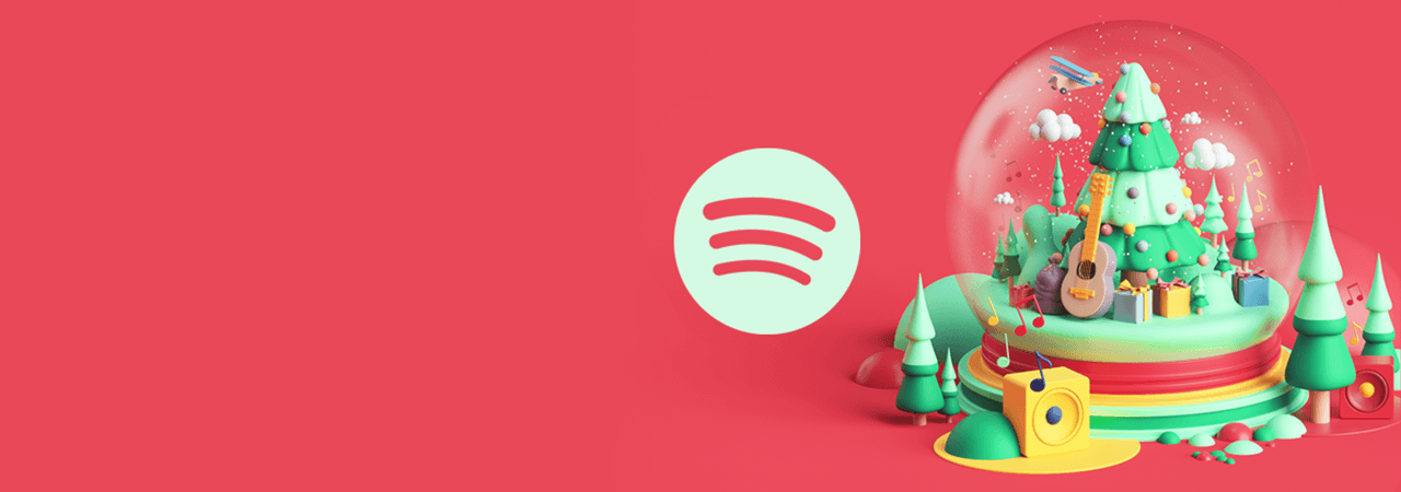 Celebrate Christmas with Spotify