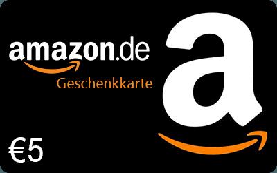 5 Euro Amazon Gutschein