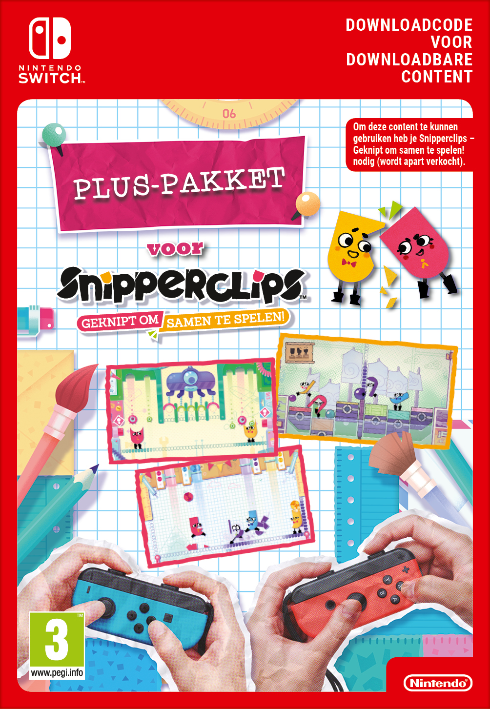 snipperclips-pluspack