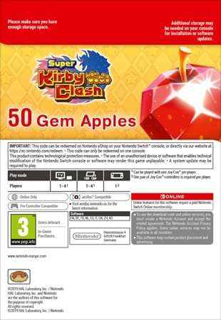 ddc-aoc-super-kirby-clash-50-gem-apples