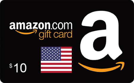 Amazon US Gift Card $10