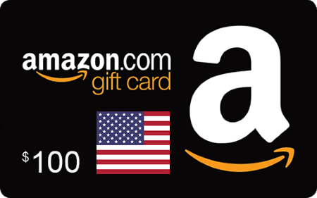 Amazon US Gift Card $100