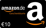 Amazon Gift Card 10 euro Duitsland