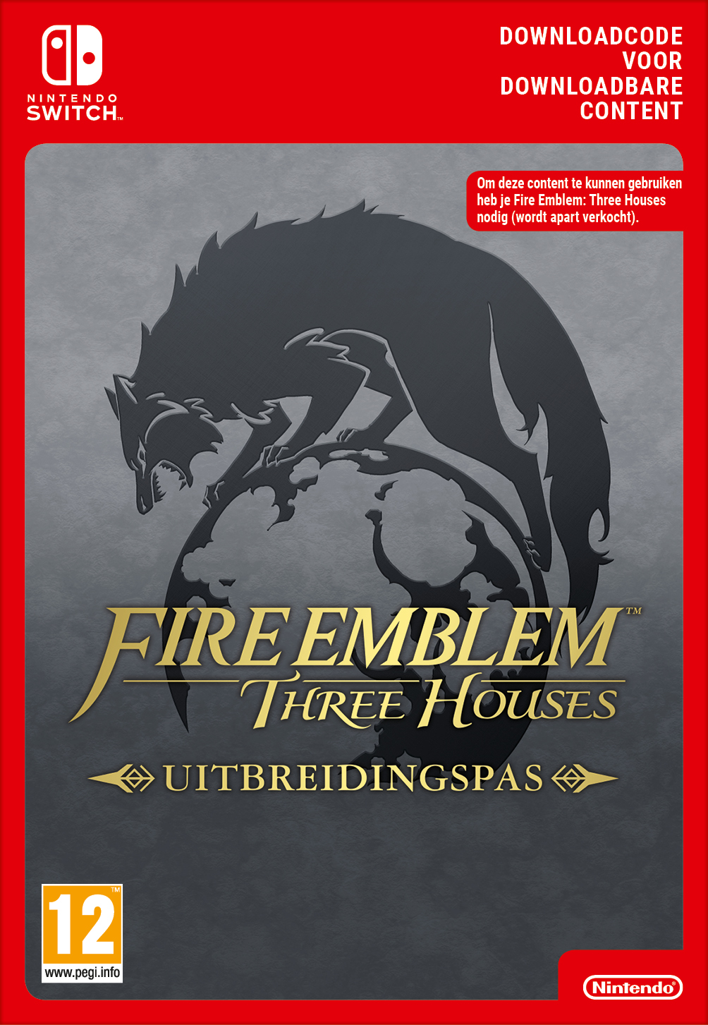 Fire Emblem Three Houses - Expansion Pass