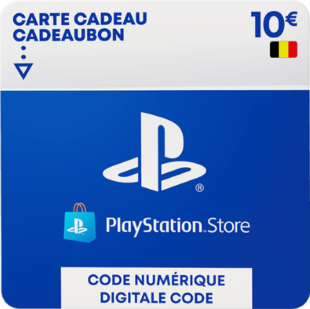 PlayStation Network Card €10