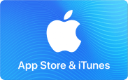 App Store and iTunes Card €50