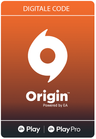 EA Origin Gift Card €15