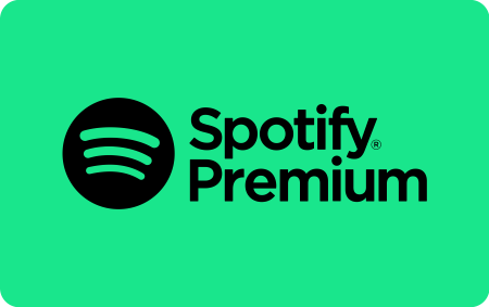 Spotify Gift Card €10