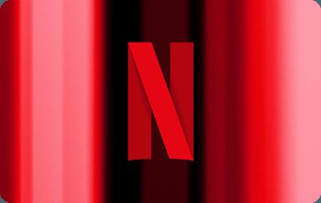 Netflix Gift Card €50