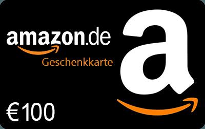 Amazon Gift Card 100 euro Duitsland