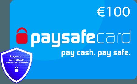 paysafecard classic €100