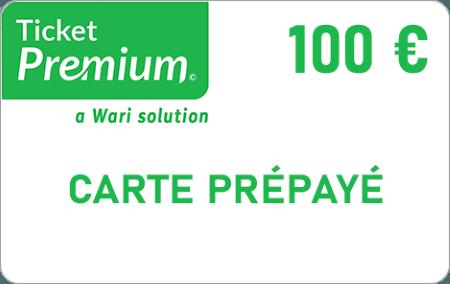 Ticket Premium €100