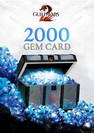 Guild Wars 2000 Gems
